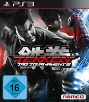 PS3 / Sony Playstation 3 - Tekken: Tag Tournament 2 [Standard] DE DE/EN mit OVP