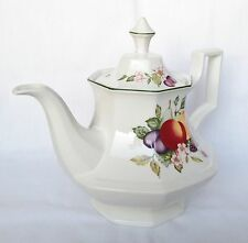 Johnson Brothers Fresh Fruit Teapot