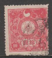 Korea Revenue Fiscal Stamp 1052-