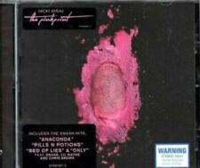 Nicki Minaj : The Pinkprint [PA] CD, new & sealed, Aussie seller fast post