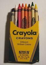 1985 #16 Crayola Crayons Binney & Smith