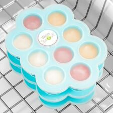 Wee Sprout - Nature's Little Cubes silicone homemade baby food freezer tray