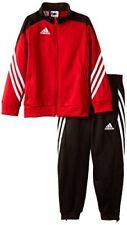 Adidas Sereno 14 Combinaison en Polyester Enfants Rouge Noir 116