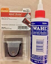 WAHL TRIMMER  BLADE #2111-FITS MAG,BERET, ECHO-STERLING 4, #8779 & WAHL OIL 4OZ
