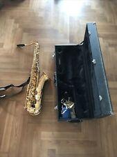 saxophon Jupiter Mit Koffer Alt