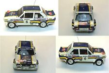 Decal - Fiat 131Abarth   - ROTHMANS - Rally ORENSE 1982