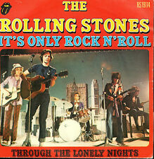 "THE ROLLING STONES   SINGLE  "" IT'S ONLY ROCK 'N ROLL """