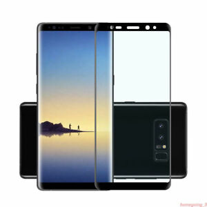 Full Cover Full Glue Tempered Glass LCD Screen Protector For Samsung Galaxy S8