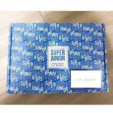 Super Junior Official Membership Fan Club ELF Welcome Kit Full Package Set