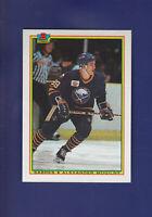 Alexander Mogilny RC 1990-91 Bowman Hockey #240 (MINT)