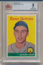 1958 Topps Reno Bertoia (#232) BVG9  BVG