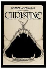 Hot Gift Poster CHRISTINE 1983 John Carpenter Movie 40x27 30x20 36x24 F-2696