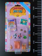 Piccini Piccio' Mobili Letto Movimentosi Hasbro Miniature Pocket Mini GiG
