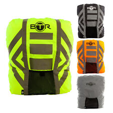BTR High Visibilty Reflective Waterproof Backpack & Rucksack Cover. Yellow