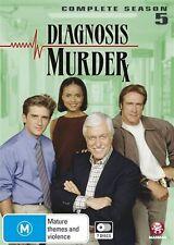 Diagnosis Murder : Complete Season 5 (DVD, 2016, 7-Disc Set) NEW & SEALED