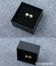 BIGBANG G-DRAGON GD GDRAGON ALLOY EARRING BOX KPOP TOUR GOODS NEW