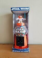 STAR WARS Luke Skywalker M&Ms Candy DISPENSER NIB
