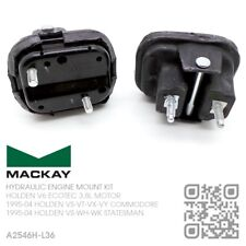MACKAY HYDRAULIC ENGINE MOUNTS V6 ECOTEC 3.8L [HOLDEN VS-WH-WK STATESMAN/CAPRICE