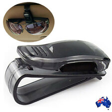 Sunglasses Clip Sun Visor Eye Glasses Card Pen Holder Car Vehicle Accessory