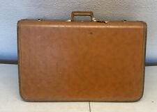 Vintage Taperlite Suitcase Brown Large