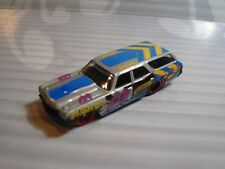 2018 HOT WHEELS ''HW DAREDEVILS'' loose  = `70 CHEVELLE SS WAGON = SILVER