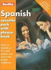 Spanish Berlitz Cassette Packs Spanish Edition