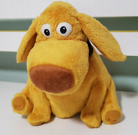 DISNEY PIXAR UP DUG PLUSH TOY  THE TALKING DOG CHARACTER SOFT TOY 17CM TALL
