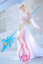 Storm's Fury Janna Cosplay Costume of League of Legends Women Dress