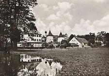 Normalformat Ansichtskarten ab 1945 aus Bayern mit dem Thema Burg & Schloss
