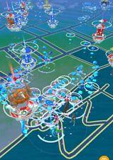 Pokemon Go 500 Pokemon Catches & 500 Pokestop Spins