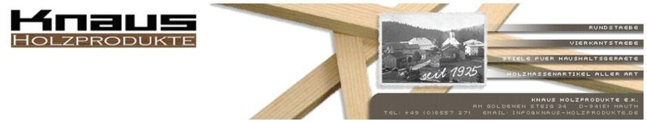 KNAUS Holzprodukte
