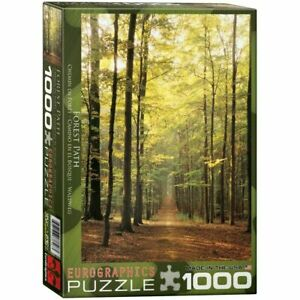 Eurographics 1000 Piece Jigsaw Puzzle  - Forest Path EG60003846