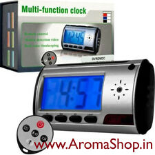 Alarm Clock Spy Camera DVR Hidden SPY Camera ALARM CLOCK @ BEST PRICE