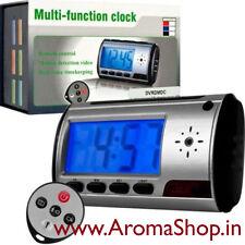 Alarm Clock Spy Camera DVR Hidden SPY Camera ALARM CLOCK @ BEST PRICE