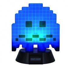 Paladone Lampe Pac-Man: Tournez à Blue Ghost Icon Light 10 cm Bleu