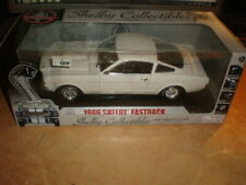 Shelby Collectibles 1/18 1966 Shelby Fastback GT350     MIB