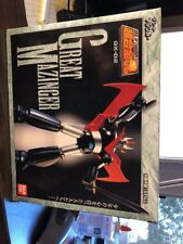 New Soul of Chogokin Gx-02 Great Mazinger Bandai Tamashii Nations Action Figure