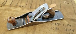 Vintage Stanley Bailey No5 1/2 Made In The USA Plane