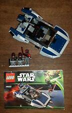 LEGO® Star Wars™  Mandalorian Speeder ™  Set 75022 Komplett Mit Anleitung!!!