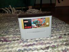 Streetfighter II (2) Super Nintendo SNES Cartridge PAL