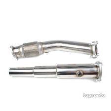 """Rev9 3""""-2"""" Stainless Turbo Downpipe Down pipe for VW Golf Jetta MK4 1.8T 99-04"""