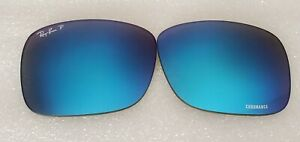 New Ray-Ban RB4264CH Polarized BLUE Mirror Chromance Replacement lenses 58mm