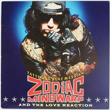 Tattooed Beat Messiah  Zodiac Mindwrap And The The Love Reaction Vinyl Record