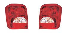 2008 - 2012 DODGE CALIBER TAIL LAMP LIGHT LEFT AND RIGHT PAIR SET