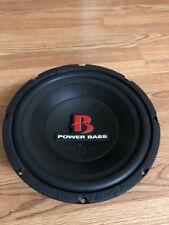 "Memphis power bass car audio subwoofer 10"" 300w In Great condition"