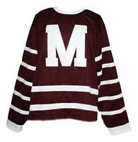 Any Name Number Size Montreal Maroons Retro Custom Hockey Jersey