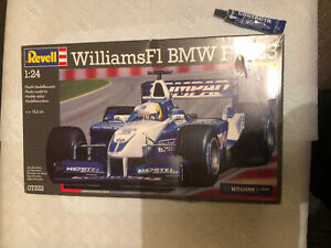 Revell Williams F1 BMW FW23  New Complete