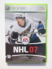 NHL 07 (No Manual)  for Xbox 360