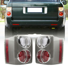 2pcs Tail Light Taillamp Rear Brake Light Fit For Land Rover Range Rover HSE