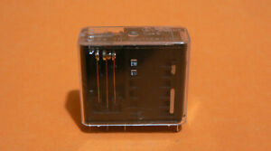 """ELESTA SGR282Z 12VDC 6A 250VAC DPDT FORCIBLY GUIDED CONTACTS SAFETY RELAY """"NOS"""""""
